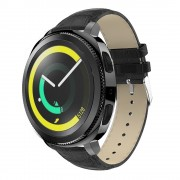 Læder rem Samsung gear sport Smartwatch urremme
