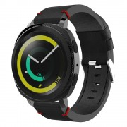 S-style læder rem Samsung gear sport Smartwatch tilbehør