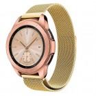 Galaxy Watch 42mm guld Milanese urrem Smartwatch tilbehør