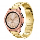 Klassisk stål rem guld Galaxy Watch 42mm Smartwatch tilbehør