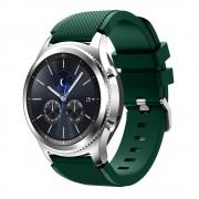 Samsung Gear 3 Sports silikonerem mørkegrøn Smartwatch tilbehør
