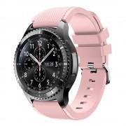 Samsung Gear 3 pink Sports silikonerem Smartwatch tilbehør