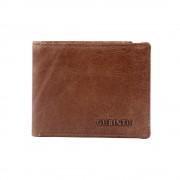 Vintage mini læder pung brun Universal tilbehør
