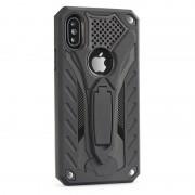 Forcell Phantom cover Iphone Xs sort Mobil tilbehør