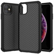 Armor Carbon case Iphone 11 sort Mobil tilbehør