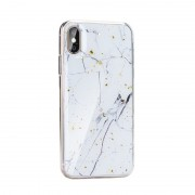 Palamo Forcell Marble case Iphone XS Mobil tilbehør