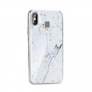Palamo Forcell Marble case Samsung A20E Mobil tilbehør