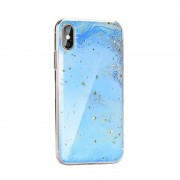 Jade Forcell Marble case Iphone XS Mobil tilbehør