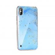 Jade Forcell Marble case Samsung A10 Mobil tilbehør