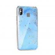 Jade Forcell Marble case Samsung A20E Mobil tilbehør