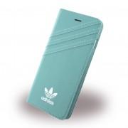 Iphone 7 plus etui Adidas Basics grøn-hvid Mobiltelefon tilbehør
