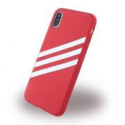 Iphone X cover original Adidas rød Mobilcovers