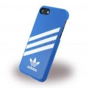 Iphone 7 cover Origial Adidas moulded blå-hvid Mobiltelefon tilbehør