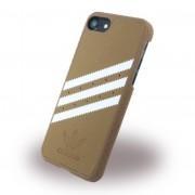 Iphone 7 cover Origial Adidas moulded brun-hvid Mobiltelefon tilbehør