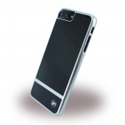 Iphone 7 plus cover BMW signature alu sort Leveso.dk Mobiltelefon tilbehør