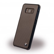 Samsung Galaxy S8 BMW cover carbon Mobilcover