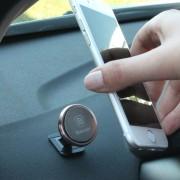 Kraftig magnetisk mobil holder til bilen universal Mobiltelefon tilbehør