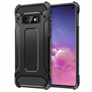 Galaxy S10e Forcell Armor cover sort Mobil tilbehør