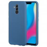 blå Style Lux case Huawei Mate 20 Lite Mobil tilbehør