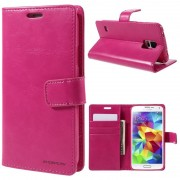 Flip cover rosa Samsung Galaxy S5/S5 neo Mobilcovers