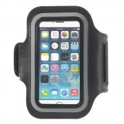 Sports armbånd til iphone se 5s 5 sort Mobiltelefon tilbehør