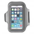 Sports armbånd til iphone se 5s 5 grå