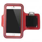 Sports armbånd til iphone 6 rød Mobiltelefon tilbehør