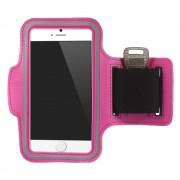 Sports armbånd til iphone 6 rosa Mobiltelefon tilbehør