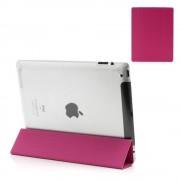 Ipad 2 rosa folde cover Ipad og Tablet tilbehør