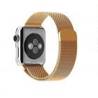 Apple watch 38 mm milanese urrem guld Smartwatch tilbehør