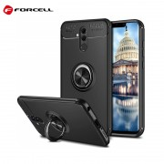 Forcell ring case Huawei Mate 20 Lite sort Mobil tilbehør