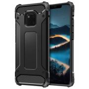 Viser Forcell armor case Huawei Mate 20 Pro sort Mobil tilbehør