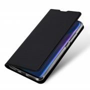 sort Slim flip etui Huawei P30 Lite Mobil tilbehør