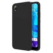 sort Forcell soft cover Huawei Y5 2019 Mobil tilbehør
