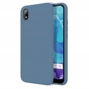 blå Forcell soft cover Huawei Y5 2019 Mobil tilbehør
