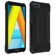 Huawei Y6 2018 Forcell Armor cover sort Mobil tilbehør