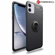 Forcell ring case Iphone 11 sort Mobil tilbehør