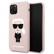 Karl Lagerfeld cover Iphone 11 pink Mobil tilbehør