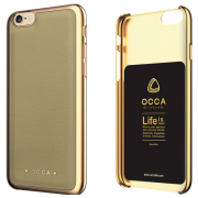 Iphone 6-6S khaki cover Occa Absolute Leveso.dk Apple Iphone 6 Mobil tilbehør