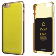Til Iphone 6-6S lime cover Occa Absolute Apple Iphone 6 Mobil tilbehør hos Leveso.dk