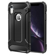Viser Forcell armor case Iphone XR sort