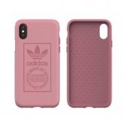 Adidas original tpu case Iphone XS rosa Mobil tilbehør