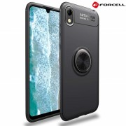 Forcell ring cover Samsung A10 sort Mobil tilbehør