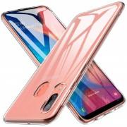 transparent Tpu cover case Samsung A20e Mobil tilbehør