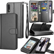 2 i 1 pung etui Samsung A50 Mobil tilbehør