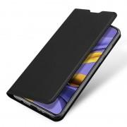 sort Slim flip etui Samsung A51 Mobil tilbehør
