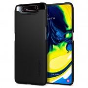 Spigen Thin Fit case Samsung A80 sort Mobil tilbehør