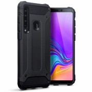 Forcell armor case Galaxy A9 (2018) sort Mobil tilbehør