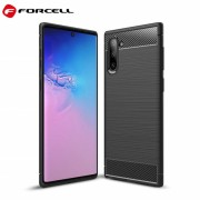 Forcell C-style case Samsung Note 10 sort Mobil tilbehør