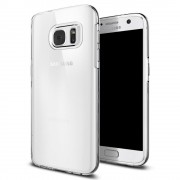 Drop proof cover Galaxy S7 transparent Mobilcovers